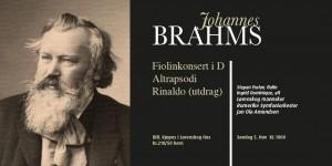 BrahmsPlakat